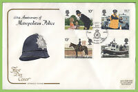G.B. 1979 Police set on Cotswold First Day Cover, BFPS 1665