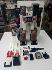 Fortress Maximus 100% Complete Bases 1987 Vintage Hasbro G1 Transformers LOOK!