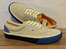 Vans New UA Era VLT LX Suede/Leather True Blue Men Size USA 9 UK 8.5 EUR 42
