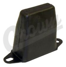 One Rear Bump Stop 1984 to 2001 For Jeep XJ Cherokee MJ Comanche CRN X 52002393