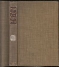 Anatomy and Physiology of the Honey Bee, 1/e by R.E. Snodgrass (1925) VINTAGE HC