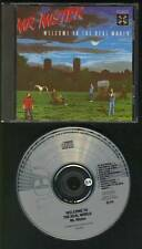 MR MISTER Welcome To The Real World 1985 AOR CD EARLY PR RCA FRANCE