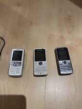 Job Lot 3 X's Sony Ericsson Mobile Phone D750i K610i