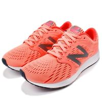 New Balance WZANTHH4 D Zante V4 Wide Pink Orange Women Running Shoes WZANTHH4D