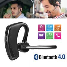 Mini Wireless Bluetooth Headphone HandsFree Car Kit Headset Music Voice Earpiece