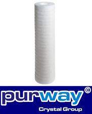 """PP 10 SX 25mcr""""melt blown"""" Polypropylene Sediment Filter Membran"""