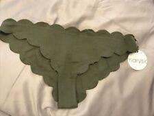 Marysia Antibes scalloped bikini briefs
