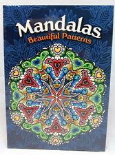 Oceanis Adult and Teen Coloring Book Mandalas Beautiful Patterns Theme
