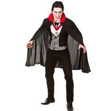 Costumi e travestimenti nero senza marca in poliestere per carnevale e teatro da uomo
