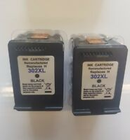 2xXL Tintenpatronen black Refill für Envy4520 4521 4522 4524 OfficeJet4650 4657