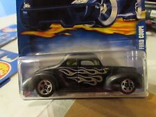 Hot Wheels '40 Ford Coupe #204 Black