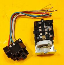 for Mopar Headlight Switch&Repair Harness Kit 1962-76 A-Body Dodge Dart Duster +