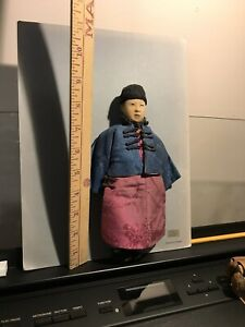 Antique Chinese Door of Hope Mission Doll