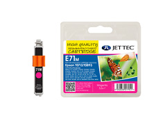 Jet Tec E71M inkjet cartridge high quality replacement for Epson T0713 / T0893