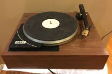 GRAY HSK-33 Turntable Record Player LP FOR Repair/Part