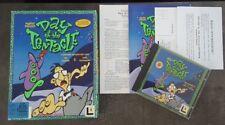 Day of the Tentacle IBM PC CD Talkie Version Big Box Maniac Mansion LucasArts