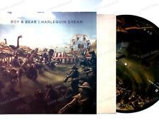 Boy & Bear - Harlequin Dream CZ & Slov Picture-Disc LP 2013 + Innerbag Nice! /2