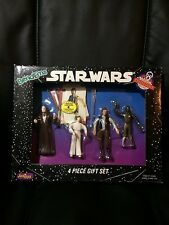 1993 Just Toys Bend'ems Star Wars 4 Piece Gift Set