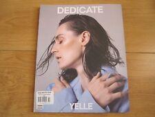 Dedicate Magazine A / W 2014 /15 Yelle,Ambre Hazlewood,Theophilus London,New.