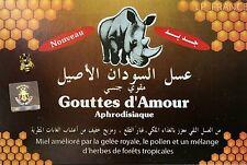 Potenciador sexual Gouttes d'Amour CAJA CON 25 MONO-DOSIS