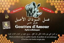 Potenciador sexual Gouttes d'Amour (Gotas de Amor)