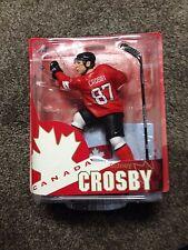 2014 Sidney Crosby Pittsburgh Penguins McFarlane Team Canada Figure
