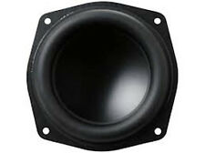 "NEW 4"" Woofer Speaker.Midrange Shielded Driver.8 ohm.Four inch.bass Pin Cushion"