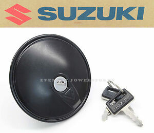 Suzuki Fuel Gas Tank Cap GS450 GS550 GS650 GS750 GS1000 GS1100 (See Notes) #i45