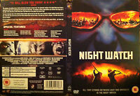 Timur Bekmambetov NIGHT WATCH Russian Horror | UK DVD Ltd Ed 2-Disc Steelbook