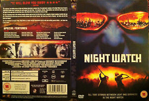 Timur Bekmambetov NIGHT WATCH Russian Horror | UK DVD Ltd Ed 2-Disc Steelbook