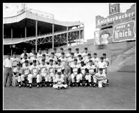1957 New York Giants Photo 8X10 - Mays Polo Grounds  Buy Any 2 Get 1 FREE