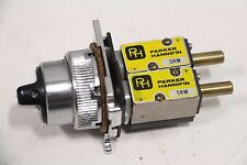 Lot of (2) Parker Hannifin B 5RM Switch