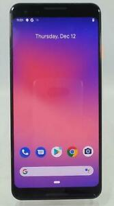 Google Pixel 3 G013A 128/64GB Verizon AT&T T-Mobile Unlocked Android Smartphone