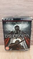 DISHONORED Special Edition Playstation 3 PS3 Game Complete with cards and manual