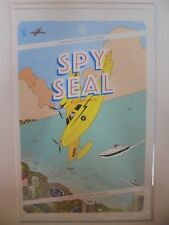 Spy Seal #2 Image NM Comics Book