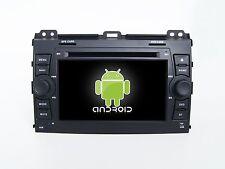 For Toyota Land Cruiser Prado 120 2002-2009 Android 6.0.1 Car Dvd GPS Navi Tpms