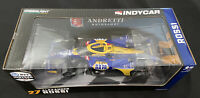 Alexander Rossi signed 2020 1/18 #27 Indy 500 Diecast IndyCar! New! Rare!