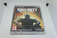 Jeu CALL OF DUTY BLACK OPS III 3 pour Playstation 3 (PS3) PAL NEUF VF