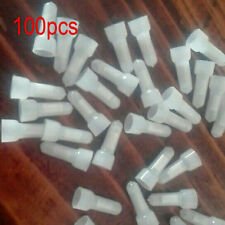 100pcs CE1 22-16 GA AWG Closed End Crimps Cap Splices Wire Connectors Terminal