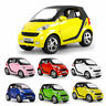 1:24 Smart ForTwo Model Car Metal Diecast Gift Toy Vehicle Kids Collection