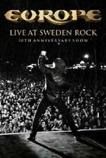 Europe-Live at Sweden Rock - 30th Anniversary Show DVD Classic Rock & Pop Nuovo