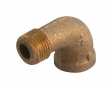 JMF  1-1/4 in. FPT   x 1-1/4 in. Dia. MPT  Brass  Pipe Adapter
