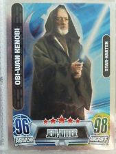 Force Attax Star Wars Serie 2 (2013, grün), Obi-Wan Kenobi (195), Star-Karten