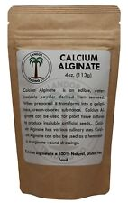 Calcium Alginate 4oz (113 grams)