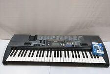 Casio CTK-720 Electronic USB MIDI Keyboard Piano 61 Keys w PSU