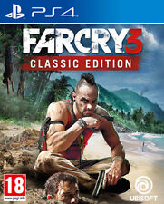 Far Cry 3 Classic Edition PS4 Playstation 4 UBISOFT