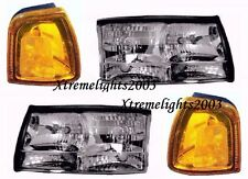 FLEETWOOD FLAIR 2004 2005 2006 HEADLIGHTS HEAD LIGHTS TURN SIGNAL CORNER LAMPS