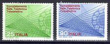 Italy - 1970 Automation telephone network - Mi. 1323-24 MNH