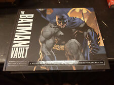 Batman Vault inglese Running Press volume con allegati originale perfetto DC