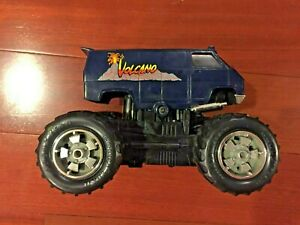 M.A.S.K. Volcano Vehicle Van Kenner 1986 Complete, Tested Working, No Figures